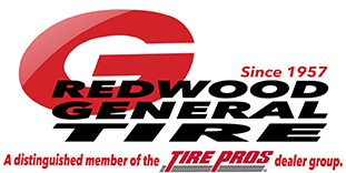 Redwood General Tire Pros